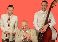 Lindy Hop Heaven - Swing the Church, Swingtanzabend mit der Band:The Three Jam Swingers, Foto: fotoherz.de